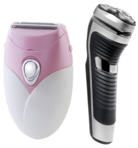 Kmart Electric Shavers