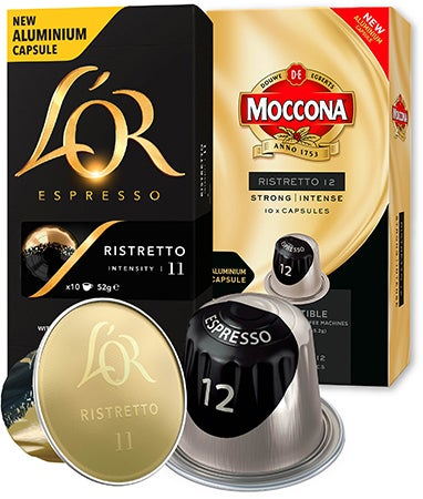 Moccona Coffee Capsule Recycling
