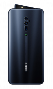 OPPO Reno 5G Phone in Jet Black