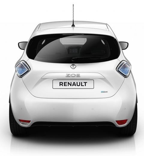 Renault Zoe Ratings