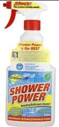 Shower Power OzKleen bathroom cleaner