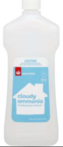 woolworths essential cleaner