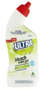 coles ultra toilet cleaner