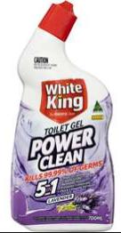 white power clean