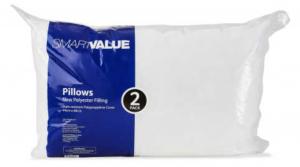 Big W Smart Value Pillows