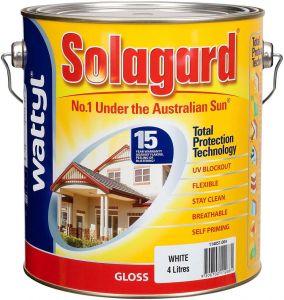 Wattyl Solagard Gloss