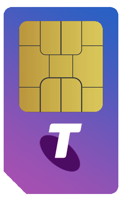 Telstra Prepaid SIM Card Simulation