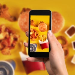 Fast food free wifi