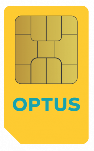 Optus Prepaid Sim Card