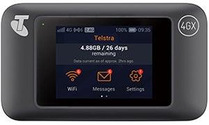 Telstra Pre-Paid 4GX Wi-Fi