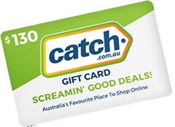 Catch Energy Gift Cards