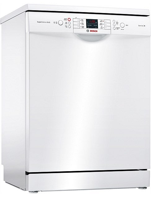 Bosch SMS46GW01A Freestanding Dishwasher