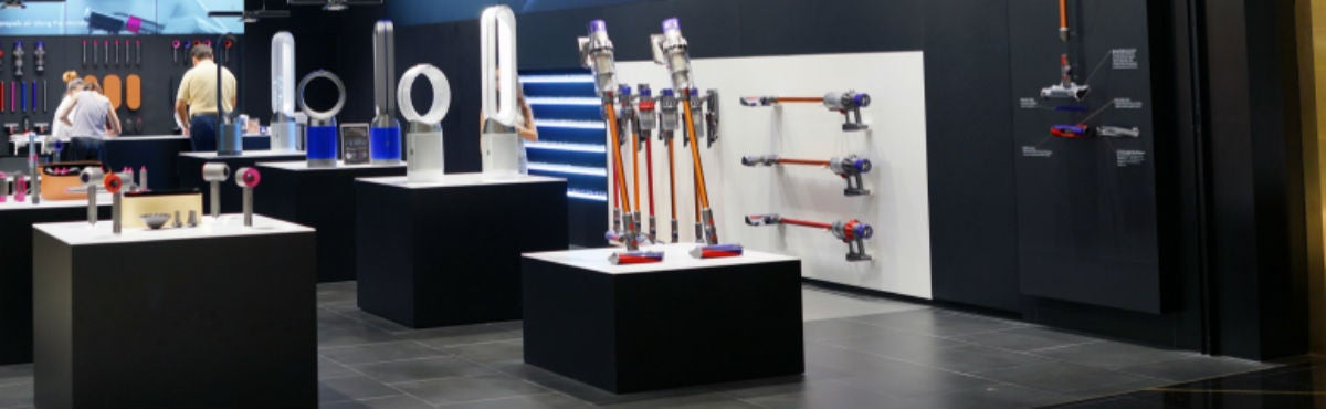 Huge End of Financial Year Sale on Dyson Vacuums at David Jones