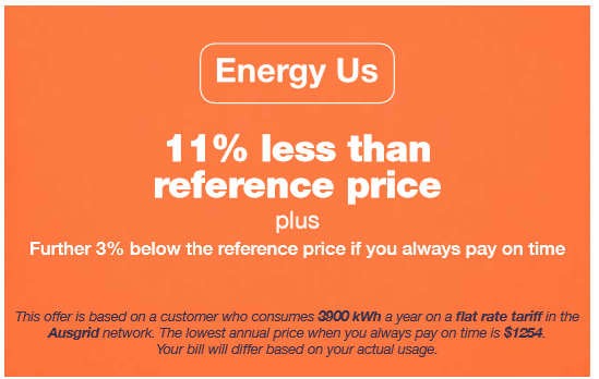 Energy Reference Price | What It Means For You – Canstar Blue