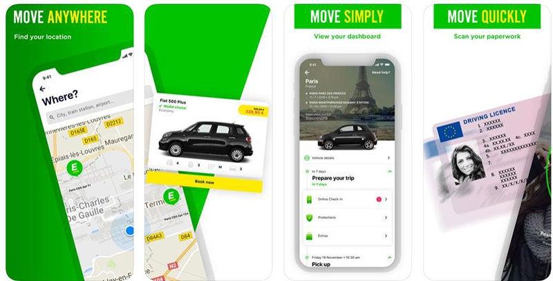 Europcar ID