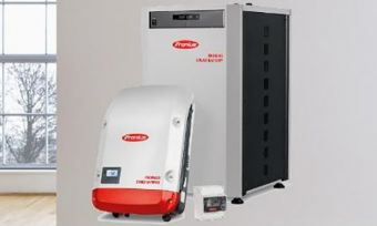 Fronius Solar Batteries and Inverters