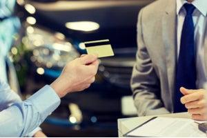 Hertz credit card Payments