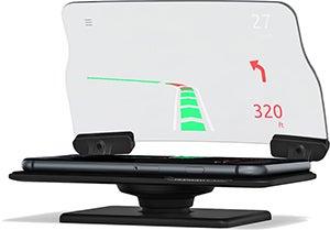 HUDWAY Glass GPS