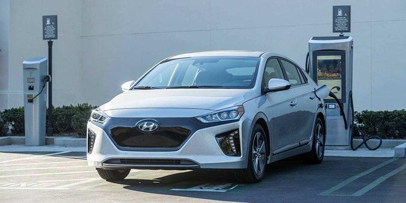 Hyundai Ioniq Electric Ratings