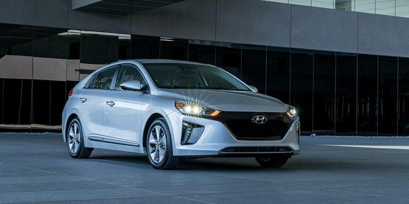 Hyundai Ioniq Electric Specs