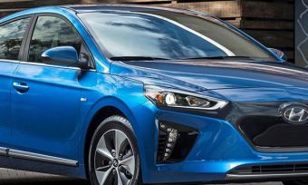 Hyundai Ioniq Electric Features Guide