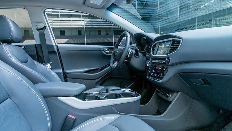 Hyundai Ioniq Electric Review