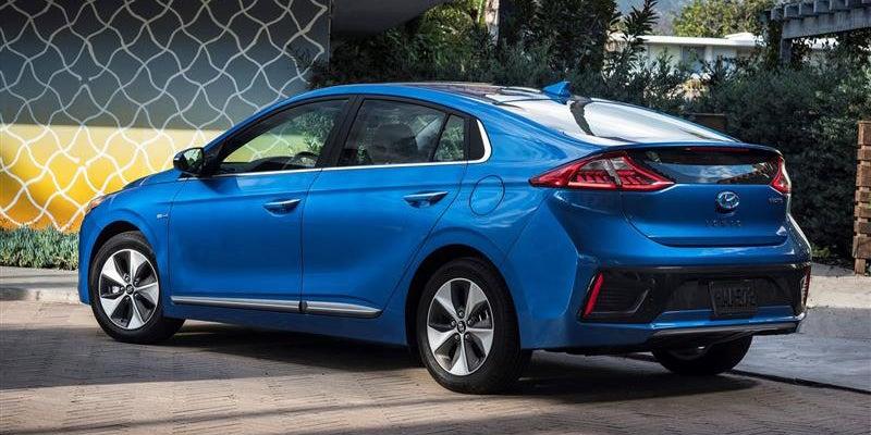 Hyundai Ioniq Plug-In Hybrid Specs