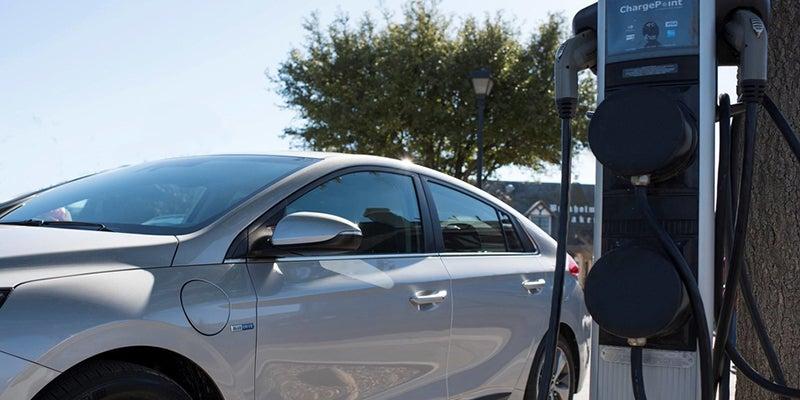 Hyundai Ioniq Plug-In Hybrid Ratings