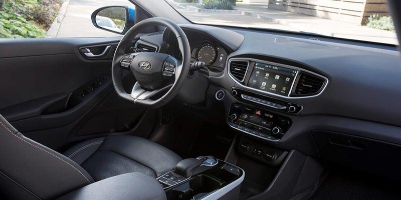 Hyundai Ioniq Plug-In Hybrid Review