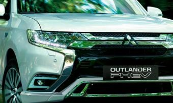 Mitsubishi Outlander PHEV Reviewed