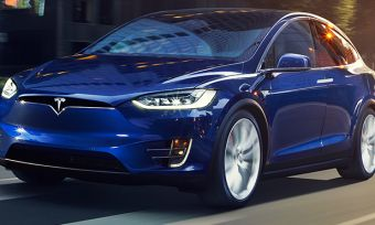 Tesla Model X Features