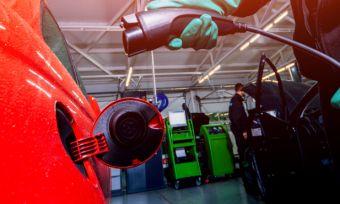 Electric Car Servicing Guide