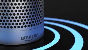 Illustration of Amazon Alexa Echo