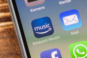 Amazon echo app phone