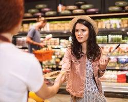 Supermarket pet peeves