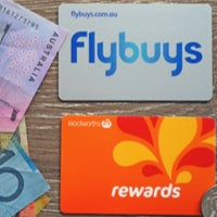 Supermarket loyalty rewards