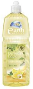 Earth Choice dishwashing liquid