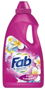 Fab laundry liquid review
