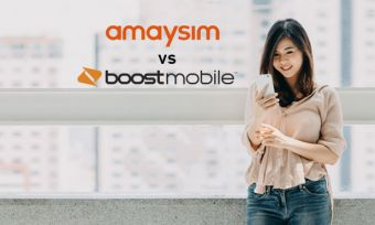 Amaysim vs Boost Mobile