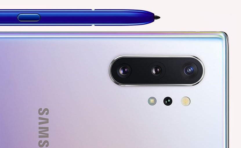 Galaxy Note 10+ S-Pen
