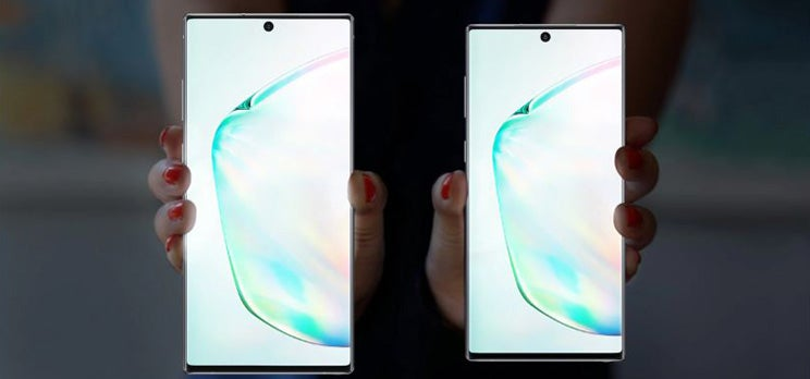 Galaxy Note 10 plans
