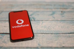 Vodafone Iphone XS Application