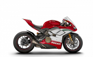 Ducati-motorcycle-red