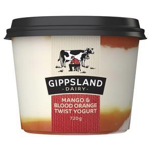 Gippsland Dairy - yoghurt