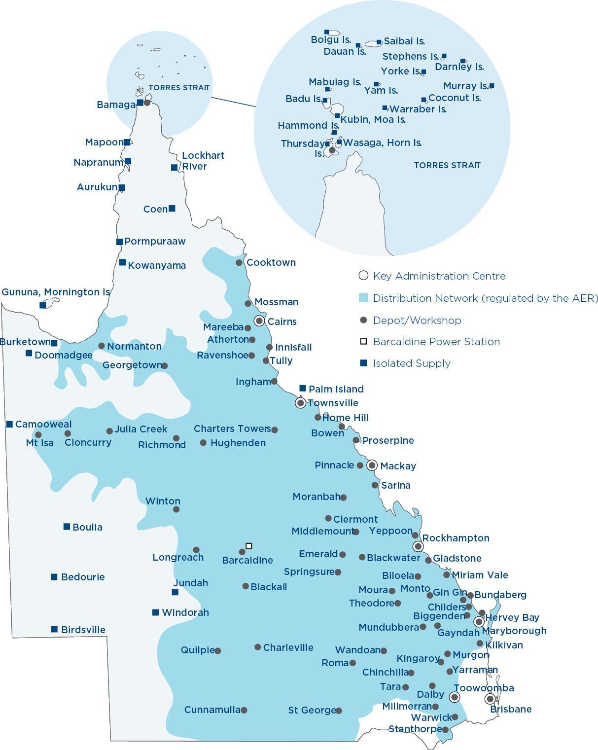Energy in Regional QLD
