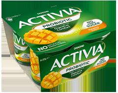 activia youghurt mango