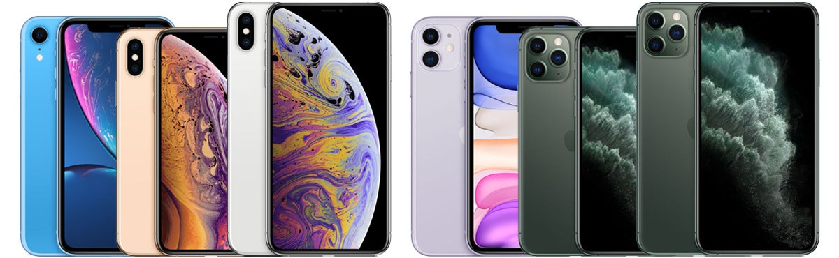 Iphone Xr Xs Xs Max Vs Iphone 11 11 Pro 11 Pro Max Canstar Blue
