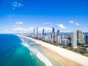 view of Surfers Paradise