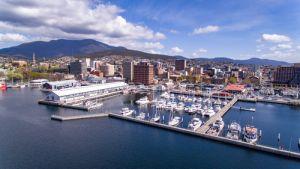 Hobart Docks - Image