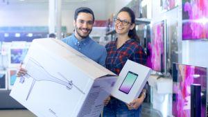 Best electronics retailer